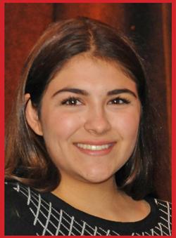 2016 Youth Achievement Award honoree Grace Taskinsoy